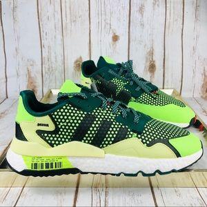NEW Adidas Nite Jogger 3M Barcode Sneakers